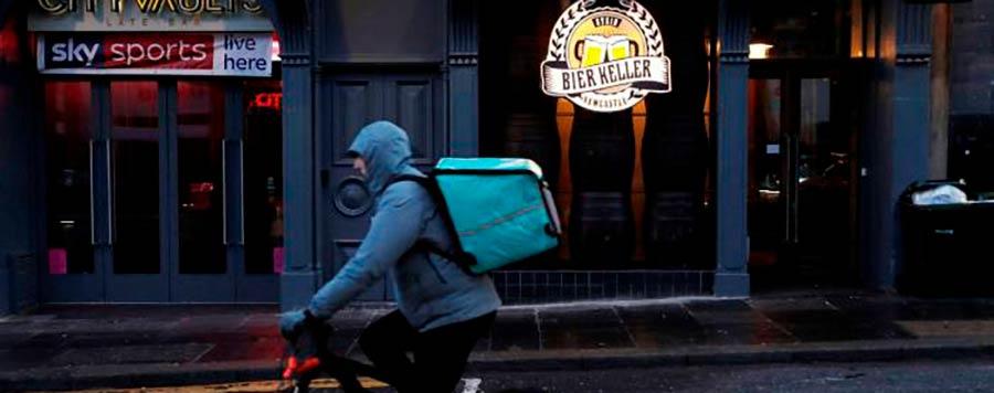 Repartidor delivery