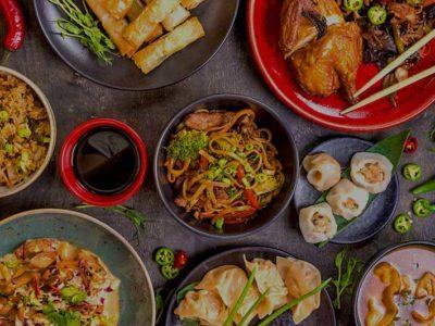 10 platillo de comida china